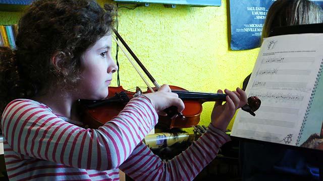 enfant-violon